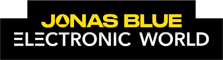 Jonas Blue - Electronic World